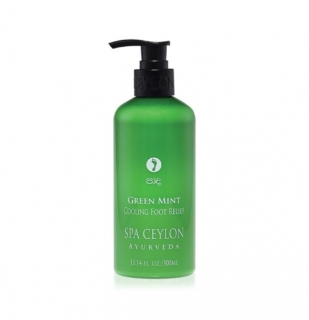 GREEN MINT- Cooling Foot Relief 300ml - chladivý balzam na chodidlá