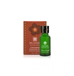 CINNAMON - Essential Oil - 20ml - esenciálny olej