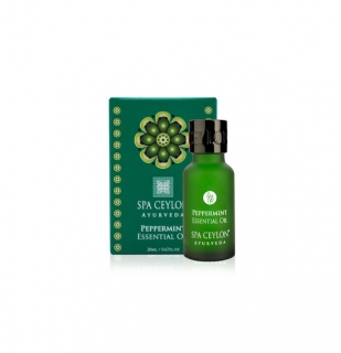 PEPPERMINT - Essential Oil - 20 ml -esenciálny olej