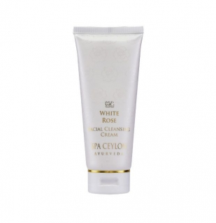 WHITE ROSE - Facial Cleansing Cream 100ml - čistiaci krém na tvár